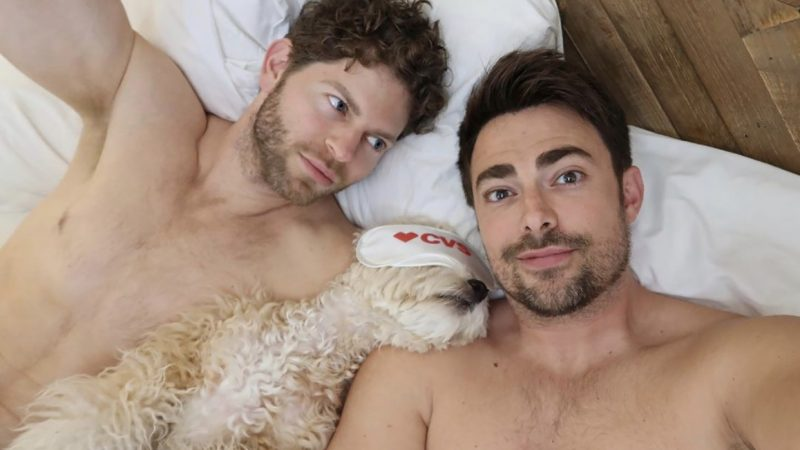 Jonathan Bennett and his fiancé cannot find a wedding venue due to their sexual orientation