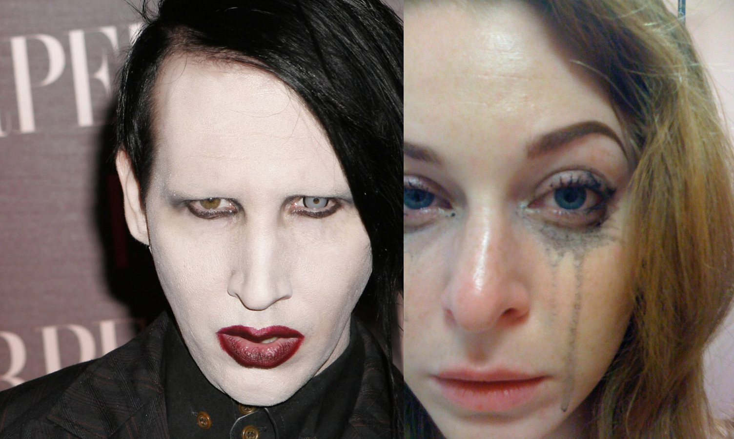 Marilyn Manson is guilty of Esme Bianco's sexual abuse. Or not?