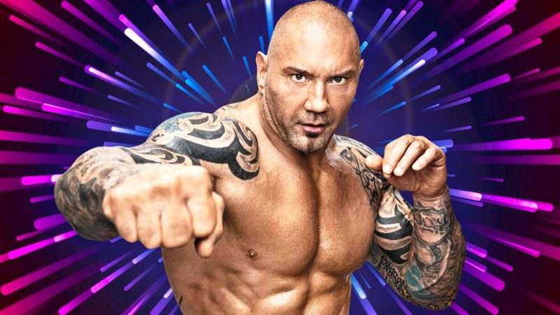 Dave Bautista Nude Ass And Sexy Shirtless Collection