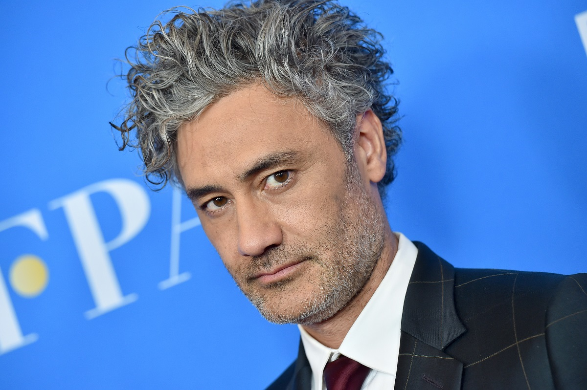 Taika Waititi Nude Covering His Cock & Sexy Collection