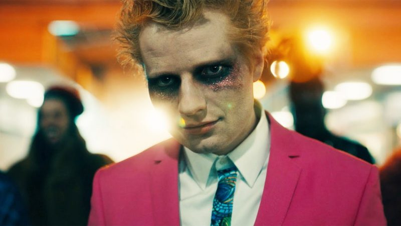 Ed Sheeran has become a vampire in a new music video!