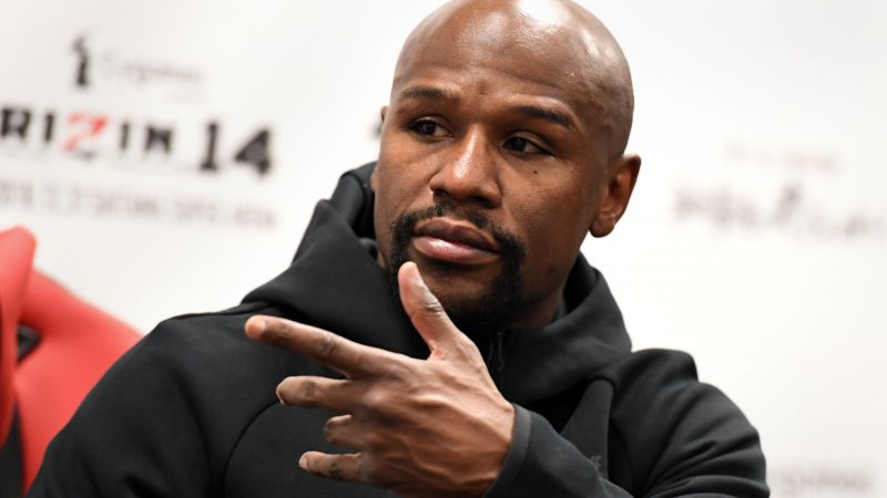 $100,000 from Floyd Mayweather for information on the robbery of his Vegas home