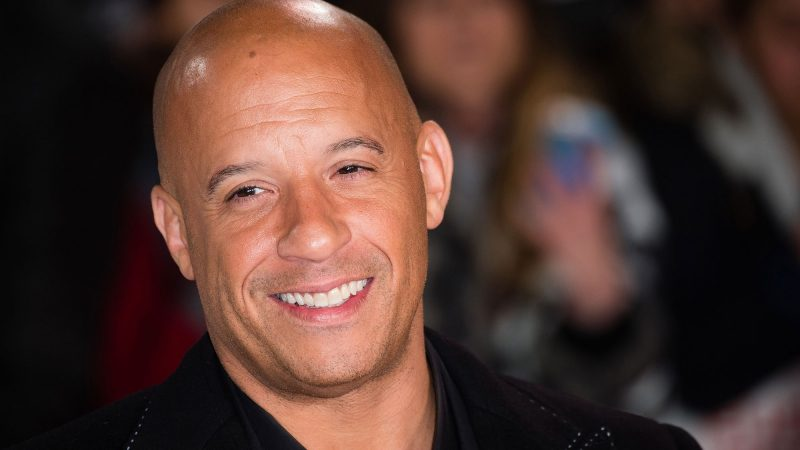 Vin Diesel Naked Shower Photoshoots & Shirtless In Movies