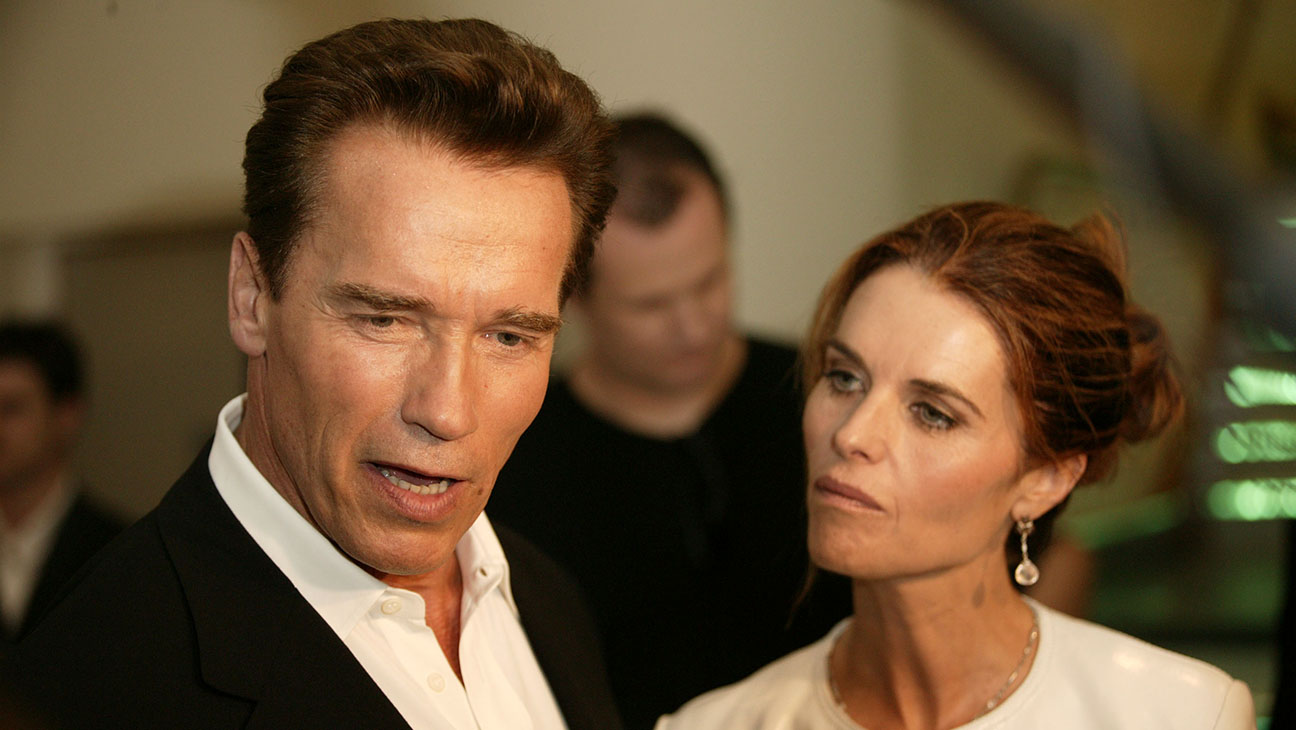Arnold Schwarzenegger and Maria Shriver Divorce News