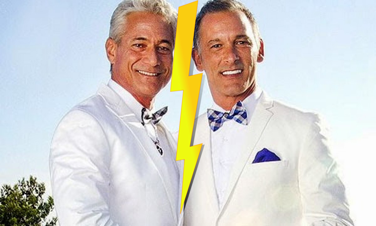 Greg Louganis gets divorced after 8 years of marriage