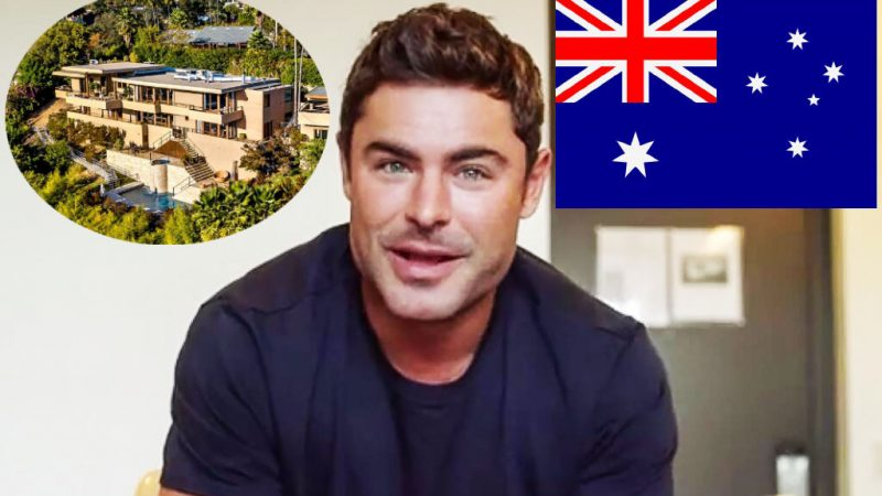 Zac Efron is serious about escaping L.A. and has sold his Los Feliz Home!