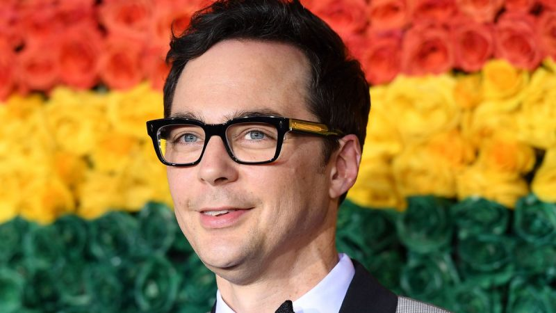 Jim Parsons Nude And Gay Scenes Collection