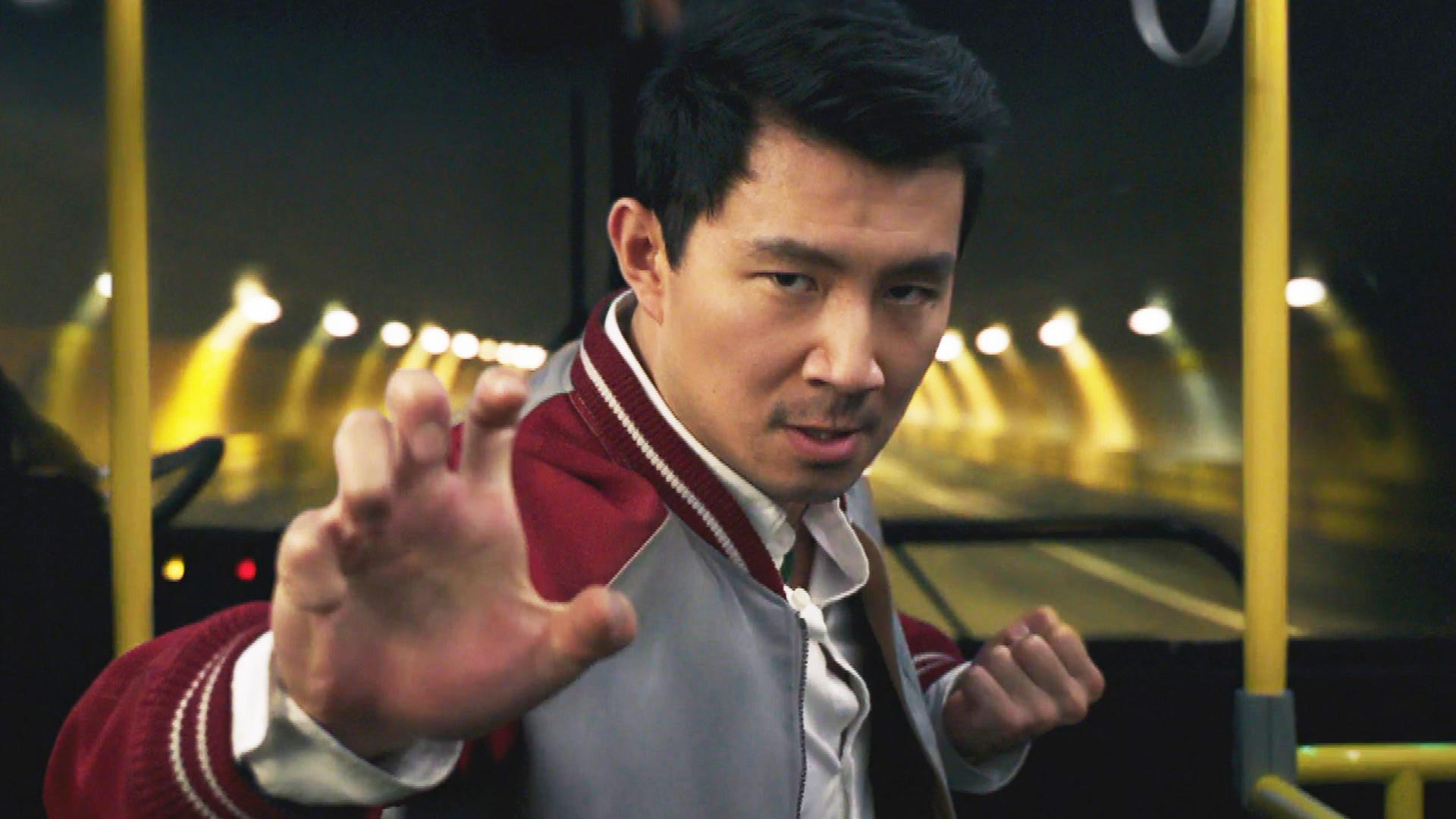 Simu Liu Made Money as Spider-Man at children's birthday parties