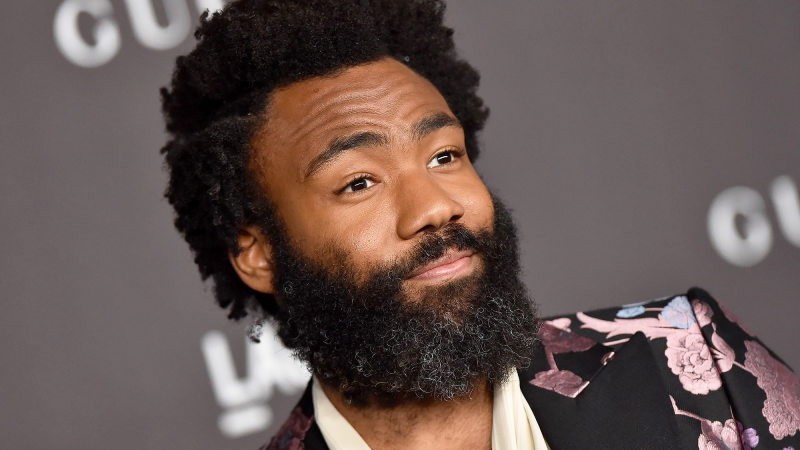 Donald Glover Nude Movie Scenes And Shirtless Photos