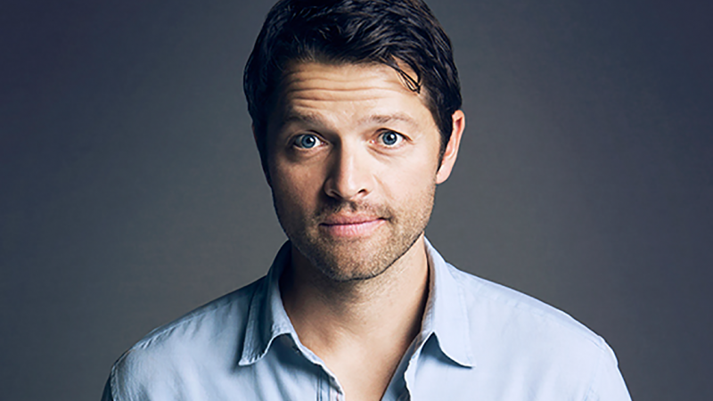 Misha Collins Nude And Sexy Photos & Videos Collection