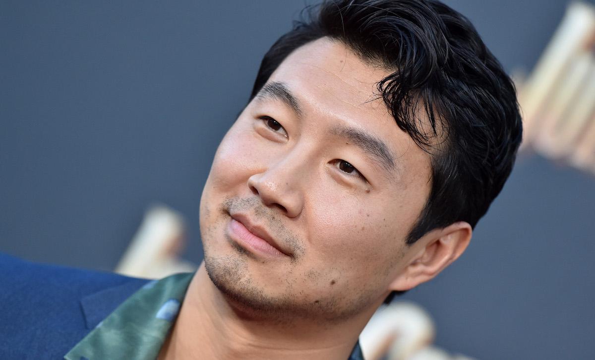 Simu Liu Tight Underwear Selfies And Shirtless Movie Scenes