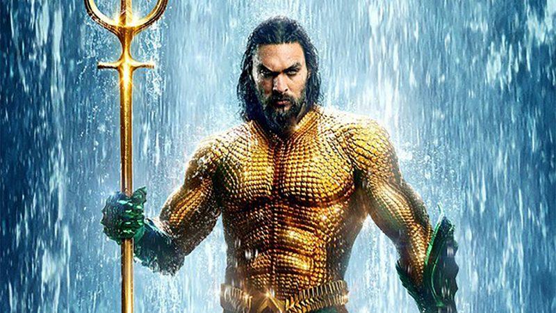 Jason Momoa's Aquaman costume has undergone a makeover